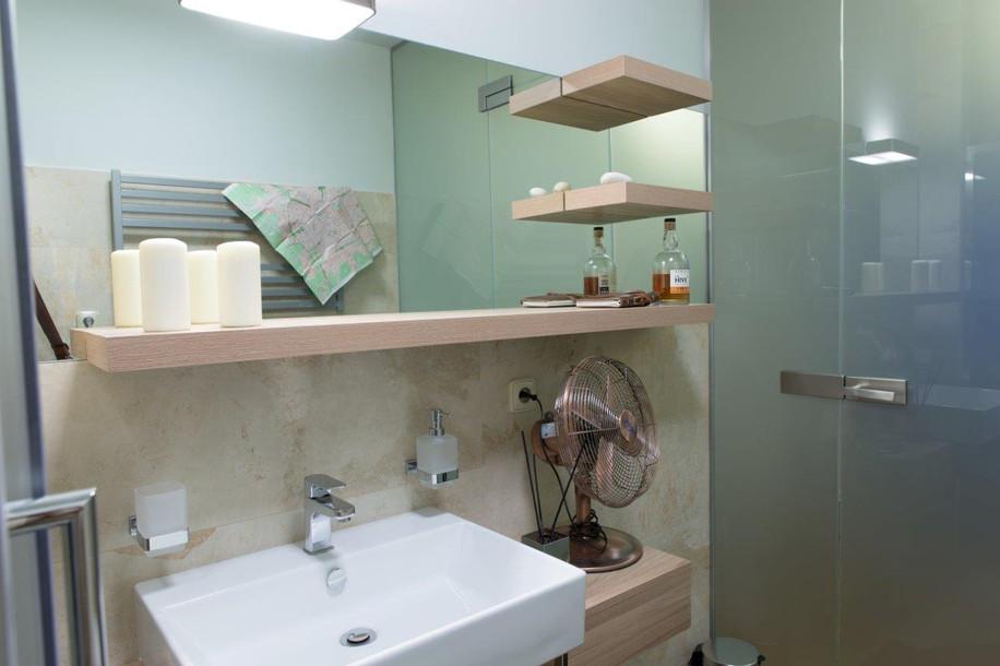 """Realizace koupelny """"vůně dálek..."""""""