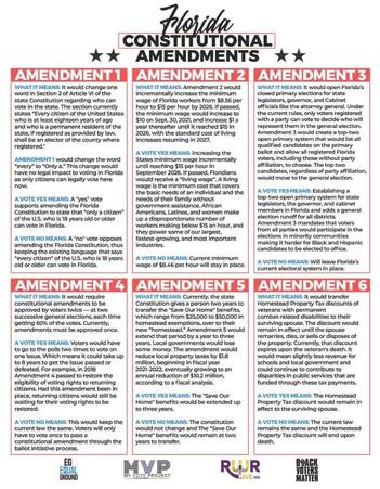 FL Amendments