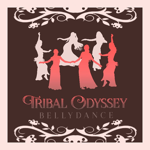 bellydancers in circle