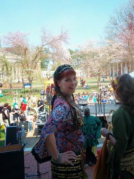 Folkloric festival UMW