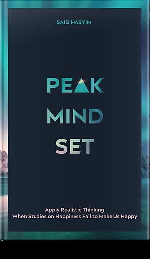 Peak Mindset Book Cover - Said Hasyim