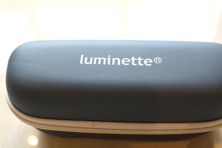 Luminette Glass Portable Case Box