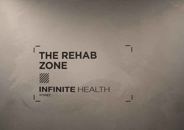Rehab zone