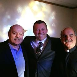 Jim Calarco & Michael Ironside
