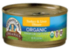 newmans own organic cat food