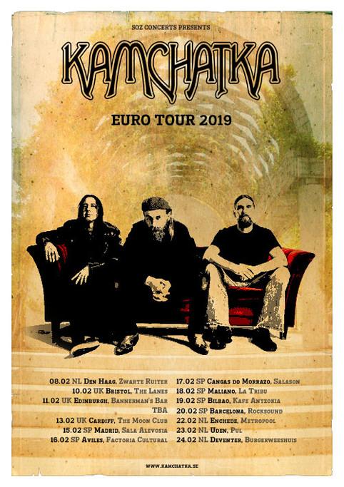 """Kamchatka on Tour with Tour 7"""""""