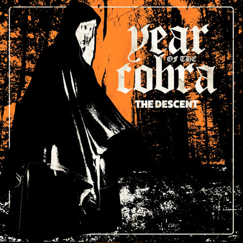 Year Of The Cobra Europe Tour 7""