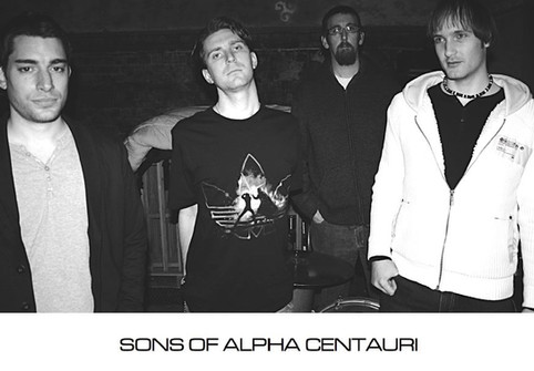 Sons Of Alpha Centauri are back on track!