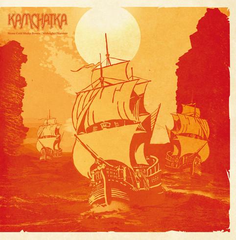 "New Kamchatka 7""-vinyl preorder starts Monday 3rd, 9pm (german time)"
