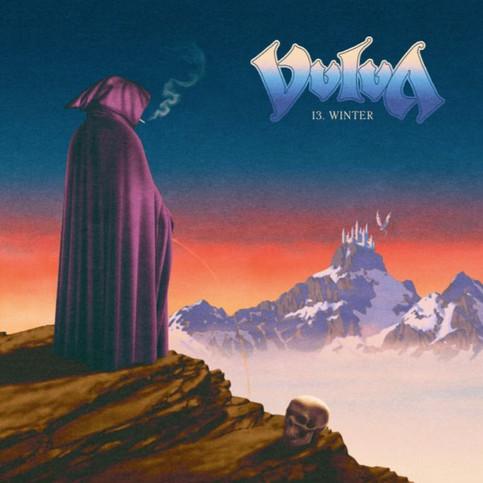 New Vvlva EP '13. Winter' released