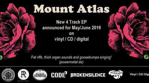 New Mount Atlas EP coming