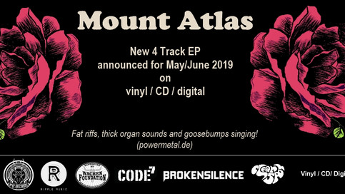 New Mount Atlas EP coming