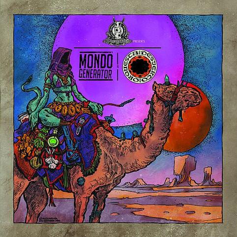 Desertfest London Vinyl Vol. 5 2019 feat. Mondo Generator & Orquesta del Desierto