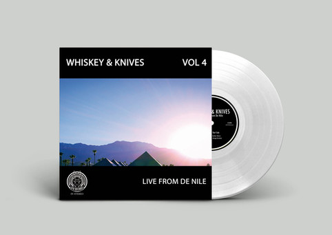 """Whiskey & Knives NEW 12""""-vinyl out Oct. 2nd 2020"""