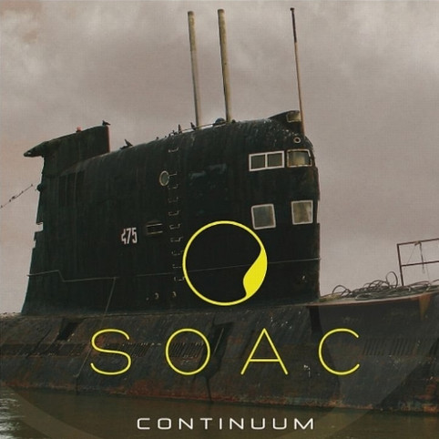New Sons Of Alpha Centauri 'Continuum' LP out now!
