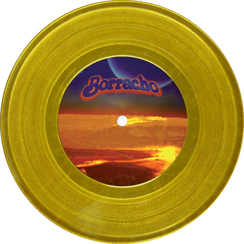 """Borrachos 'Border Crossing' 7""""-Vinyl NOW for Presale"""