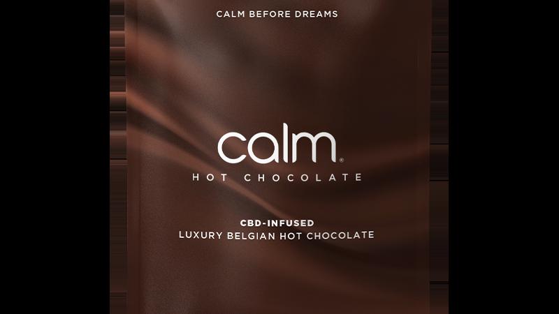 CBD hot milk chocolate