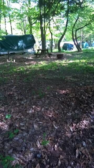campsite middle