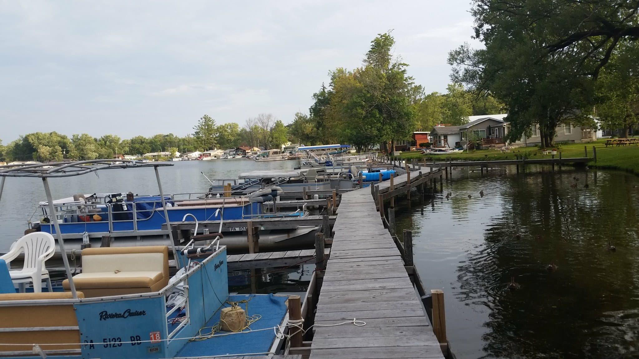camp docks