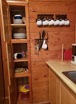 Linden  Kitchen cupboard