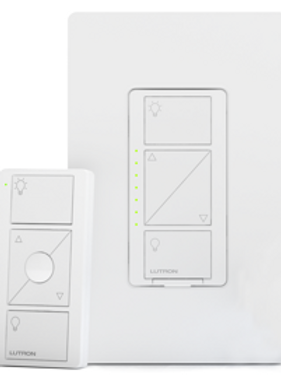 Caséta Expand - Smart Lighting Dimmer Switch and Remote