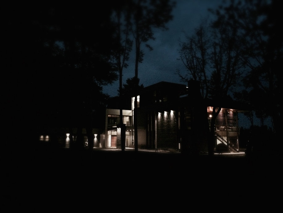 home, automation, night, lights, control, modern