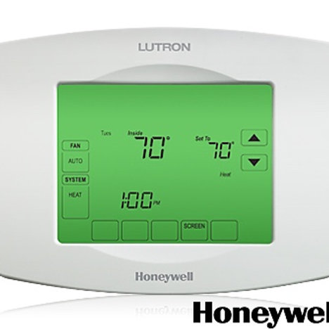 Lutron Wireless Thermostat