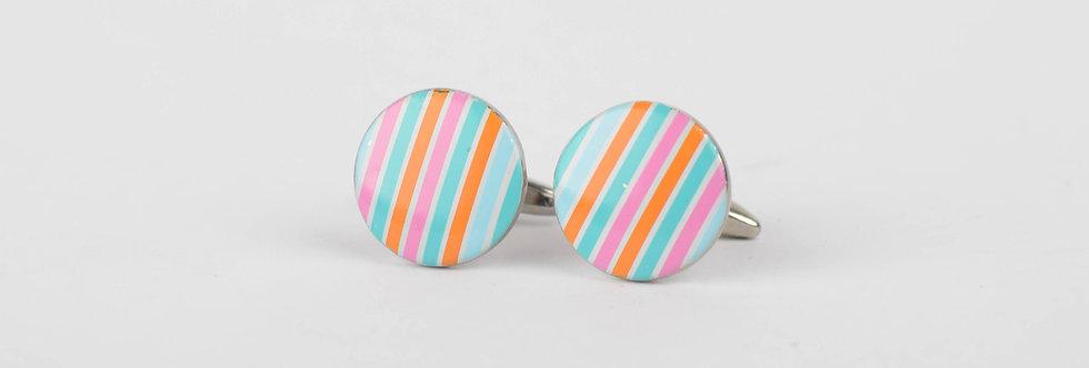 CuffLink In Stripes