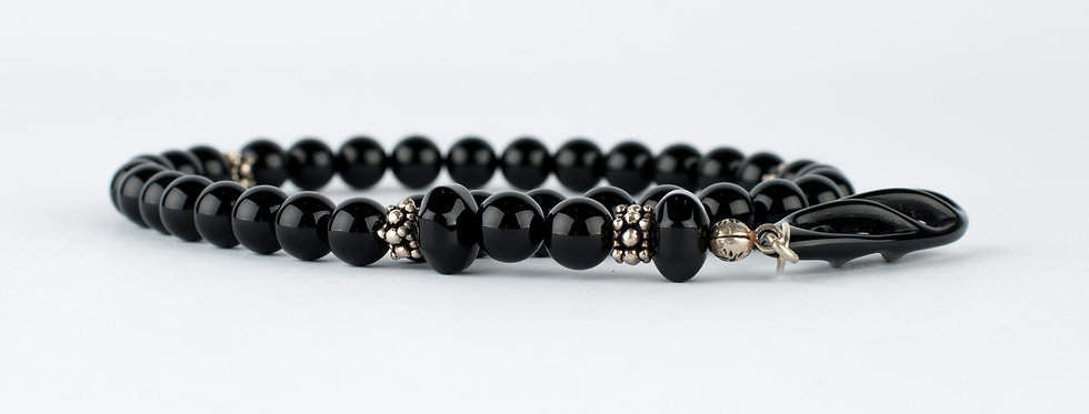 Onyx Gemstone Beads