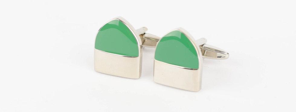 CuffLink In Green