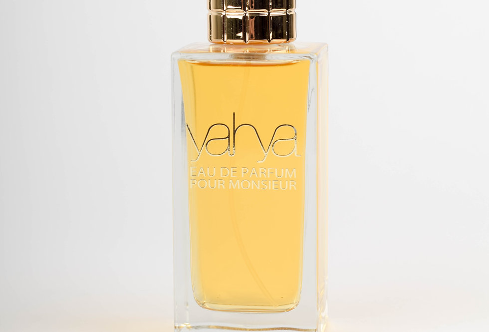 Eau Da Parfum Men By YAHYA