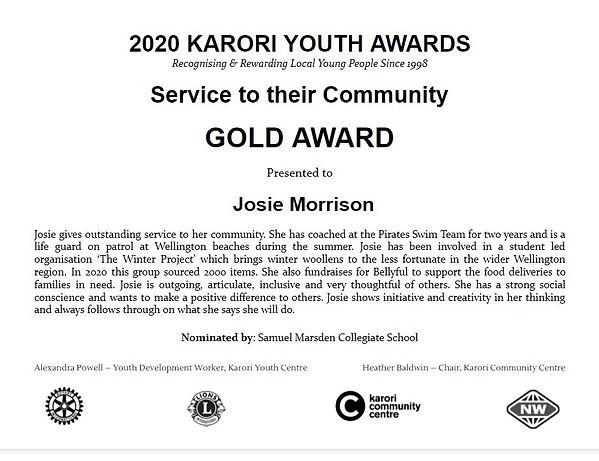 Josie Morrison Gold.JPG