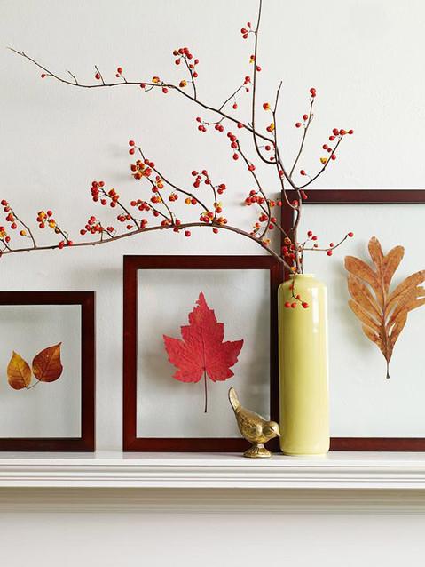 Fall Framing Ideas