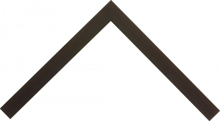 Italian Brown Wood Jersey Frame