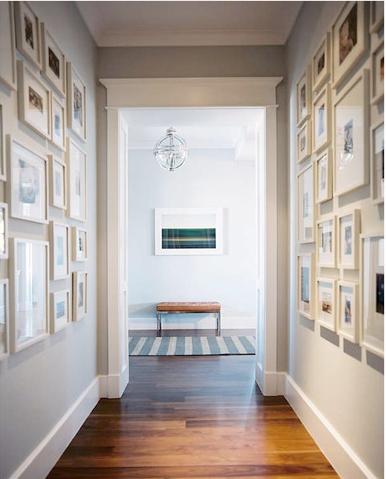 Wall Gallery Display
