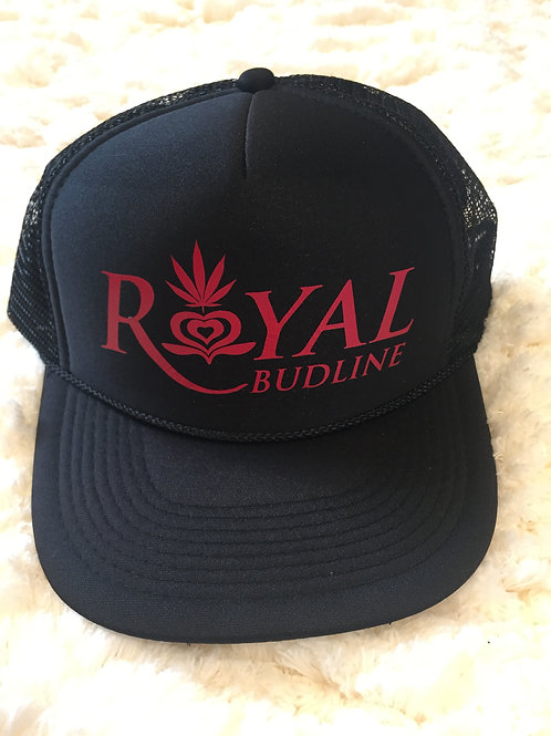 Royal Budline Red Trucker Hat