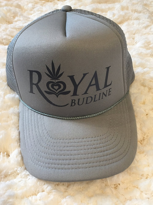 RB Grey Trucker Hat