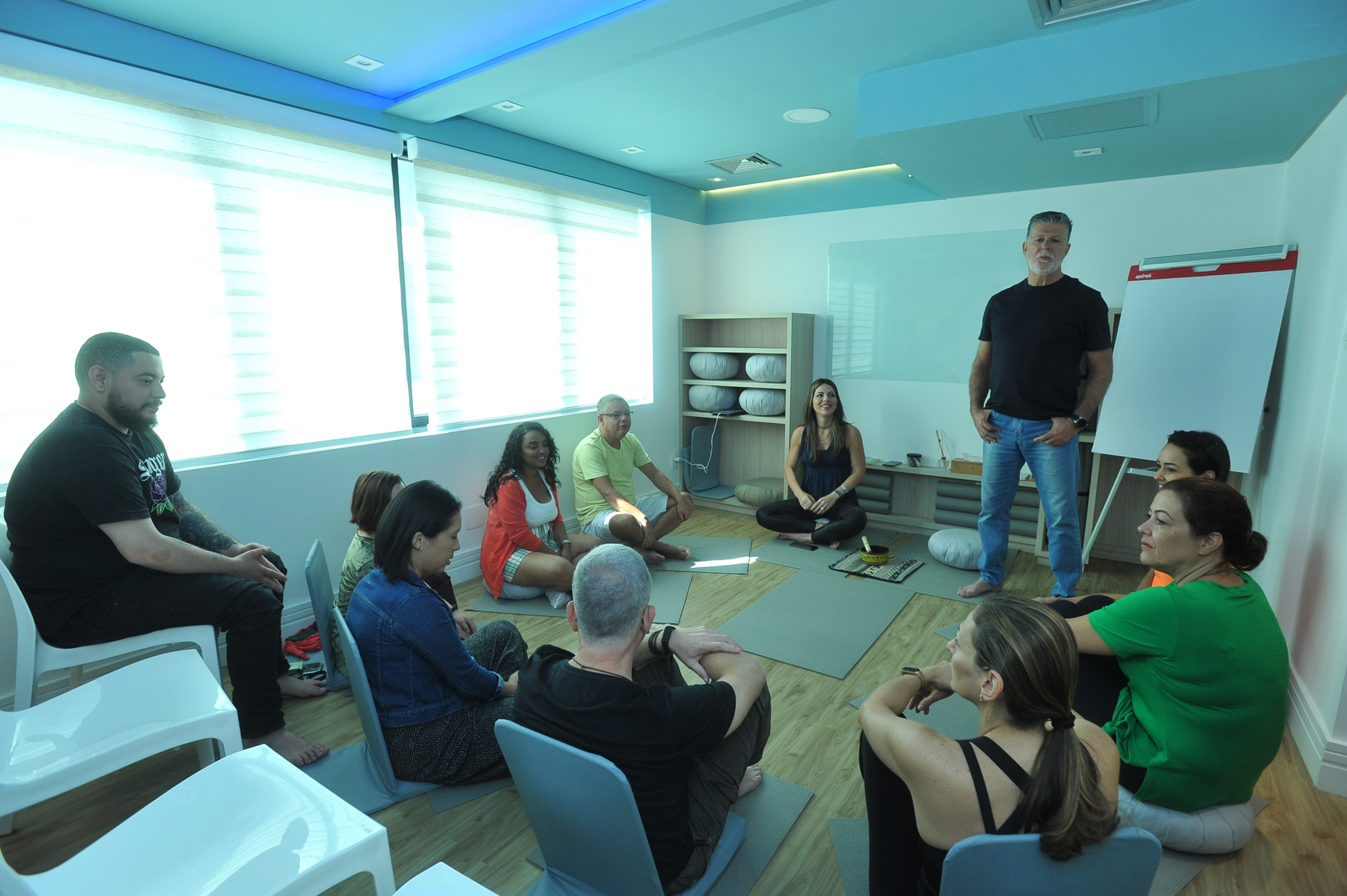 Workshop Mindfulness e IE