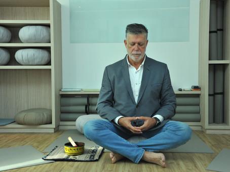 Respiração, conexão mente e corpo
