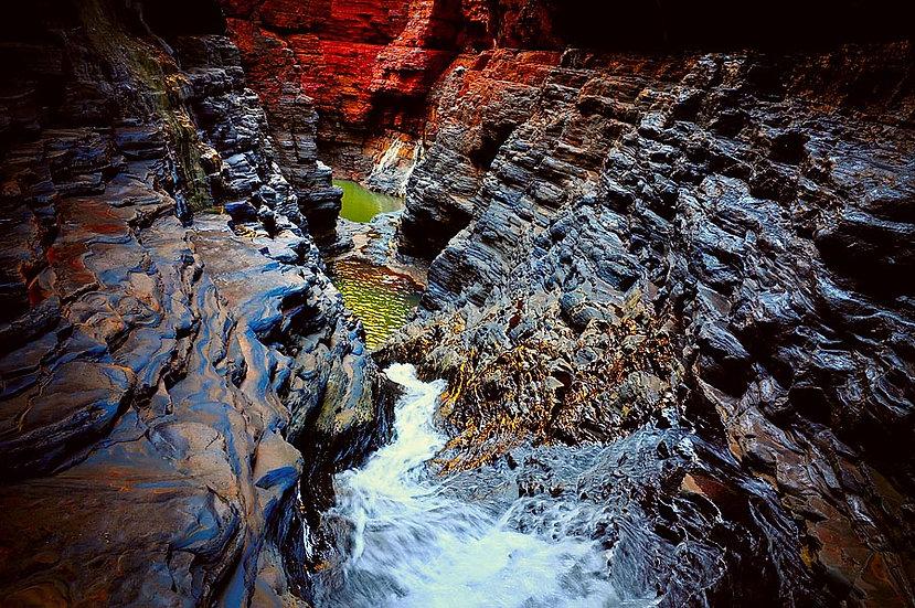 Hancock Gorge, Karijini National Park , Pilbara, North Western Australia