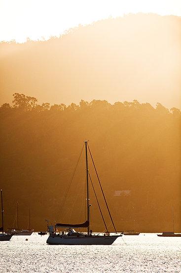 Yachts, Airlie Beach, Queensland, Australia
