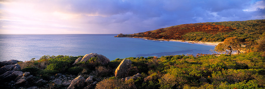 Castle Bay beach, Dunsborough, South Western Australia