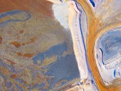 Mineral Sands, Busselton, Western Australia