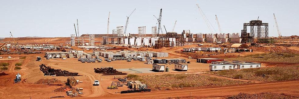 Mine Site, Pilbara, Western Australia