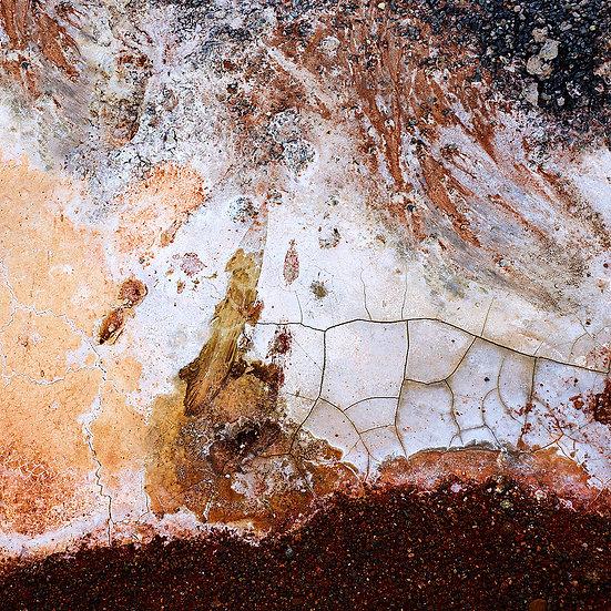 Salt Dampier, Pilbara, North Western Australia