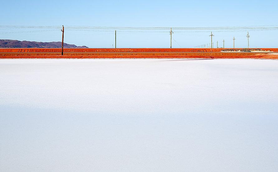 Dampier Salt Site, North Western Australia