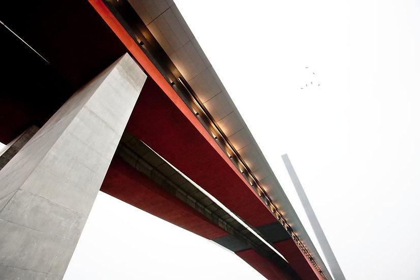 Bridge, Melbourne City, Australia