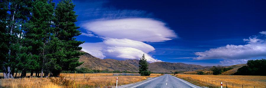 Road trip, New Zealand