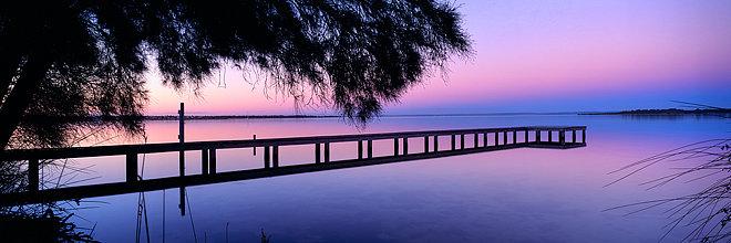 Dawesville Jetty, Mandurah, Western Australia