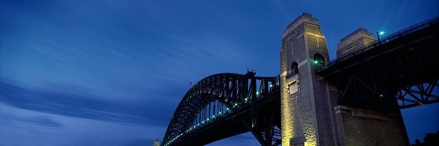 Sydney Harbour Bridge, Australia